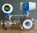 Medidor de fluxo da turbina para o combustível, o petróleo, o ar e a água