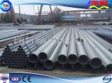 Acero de carbón galvanizado soldado alrededor del tubo para la construcción (SP-001)