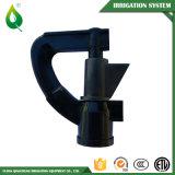 Spruzzatore di plastica largo d'innaffiatura di irrigazione del raggio dello spruzzo di Driptape mini