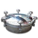 Gesundheitlicher Edelstahl Pressure Round Manway max Pressure 5.0bar (ACE-RK-2O)