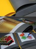 광저우를 인쇄하는 회사 잡지를 인쇄하는 폴더