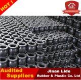 Привинченное Connection Flexible Double Sphere Rubber Expansion Joint с Union