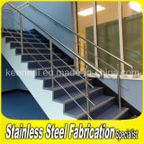Staircases를 위한 주거 Indoor Stainless Steel Balcony Stair Handrail