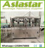 Completare il sistema di riempimento automatico dell'acqua minerale
