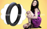 Fabricant Qingdao Fabricant Motorcycle Tire 80 / 90-17