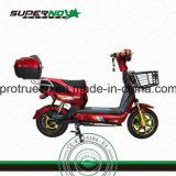 Scooter électrique de frein arrière de tambour