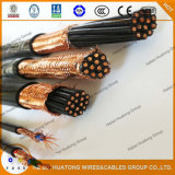 De pvc Geïsoleerdec Kabel van de Controle van de Schede