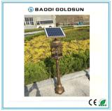 Lampada solare esterna ambientale del Repeller della zanzara di vendita calda