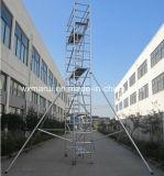 安全なSGSは装飾に使用したアルミニウム足場を承認した