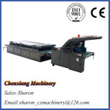 Chenxiang gute Qualitätsc$halb-selbstflöte-lamellierende Maschine für die Herstellung der Wellpappe