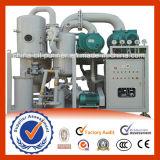 Zuiveringsinstallatie van de Isolerende Olie van het dubbel-Stadium van Zhongneng de Nieuwe Vacuüm (Reeks ZYD)