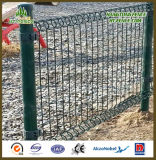 Triangle or Round Roll Top Fence / Rolltop Garden Fence Panel