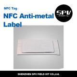 Anti-Metal ISO14443A NFC RFID del Hf Ntag215