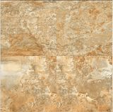 磨かれた磁器のタイルのデジタル艶をかけられた石造りシリーズ600X600 (11605)