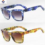 O plástico o mais novo e os óculos de sol novos superiores da boa qualidade com Ce