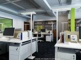Iluminación rectangular del tubo del suelo LED de Uispair 10W el 1.9m Highthin