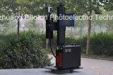 PP/PVC/PE/HDPEのプラスチック管のための20With 30W /50Wのファイバーレーザーのマーキング機械