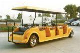 Un'automobile classica elettrica delle otto sedi