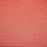 Matéria têxtil Placemat da grandada 4X4 para o Tabletop & o revestimento
