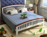 High Quality (M-X3023)를 가진 단단한 Wood Adult Double Bed