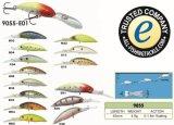 Attrait fait sur commande de pêche