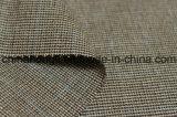 Tela polivinílica/del rayón teñida hilado de la tela escocesa, 65%Polyester 35%Rayon, 220GSM