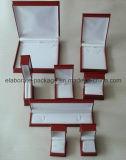 Caja de joyería plástica modificada para requisitos particulares