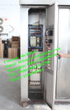 Four électrique de convection de pain de machine électrique automatique de traitement au four