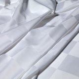 Ткань хлопка нашивки сатинировки покрывая для постельных принадлежностей гостиницы