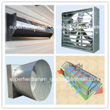 Broiler Houses를 위한 가득 차있는 Set Poultry Equipment