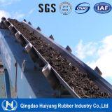 Correia transportadora de borracha do cabo de aço de DIN22131 St630-St7500 com GV