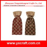 クリスマスの装飾(ZY16Y142-1-2 34X14.5CM)のクリスマス型袋の安いバルククリスマスのギフト