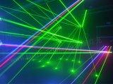 8 de Spin die van hoofden het HoofdLicht van de Laser bewegen