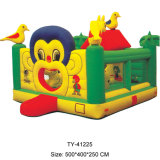 CE Aprovado Usado Commercial Inflatable Bouncers for Sale (TY-11201)