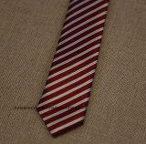 Laço poli Handmade da impressão da gravata do OEM Customed