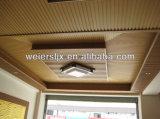 Máquina ecológica da extrusão do perfil do PVC de WPC