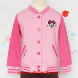 Embroidery popolare Jacket per Clothing del Girl/Baseball Outer Wear, Sports Wear