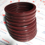 Selo do óleo vermelho da resistência NBR da baixa temperatura