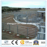 Billig galvanisiertes geschweißtes Vieh-Panel/Zaun-Panel für Verkauf