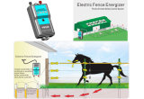 Силовозбудитель загородки фермы датчика дня/ночи электрические/блок регулятора заряжателя силовозбудителя