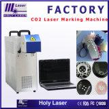 Máquina portátil da marcação do laser do CO2
