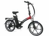 Bici plegable eléctrica de la mini bici eléctrica con la batería Jb-Tdn11z de Samsung