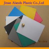 Colore completo della scheda della gomma piuma del PVC che fa pubblicità allo strato del PVC