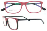 Acetaat Eyewear van het Frame Eyewear van China de Met de hand gemaakte met Ce en FDA