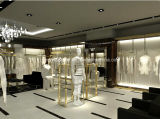 Étalage de vêtement de meubles de système de vêtements de bonne qualité