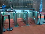 Cartão RFID Outdoor Waterproof Automatic Turnstile