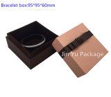 Rectángulo de joyería modificado para requisitos particulares lujo/rectángulo pendiente/rectángulo de la pulsera