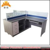 Meubles de bureau neufs de type avec le poste de travail d'écran de partition