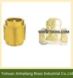 Made in China Latón Mujer Verificar / Latón válvula de pie válvula de retención