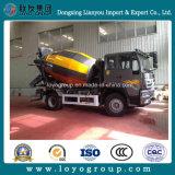 Sinotruck 4X2 새로운 Huanghe 구체 믹서 트럭